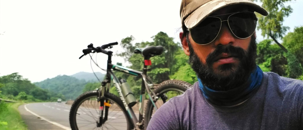 Cyclist to flag off pan-India campaign at the Opening Ceremony